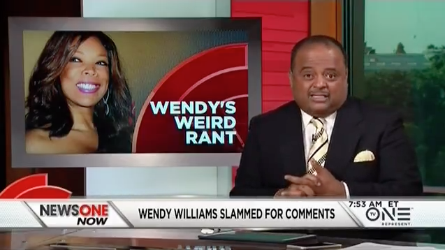 Roland Martin Agrees To Sit With Wendy Williams Following Her HBCU & NAACP Controversy