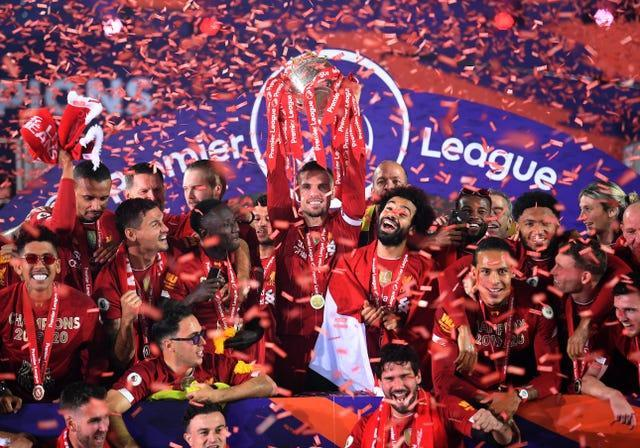 Liverpool ran cantered to the Premier League title last season