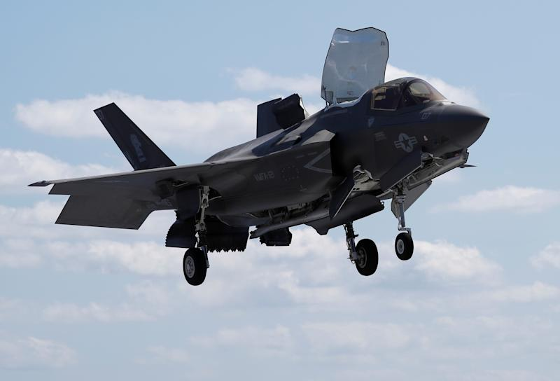 Biggest Contract Yet for the F-35