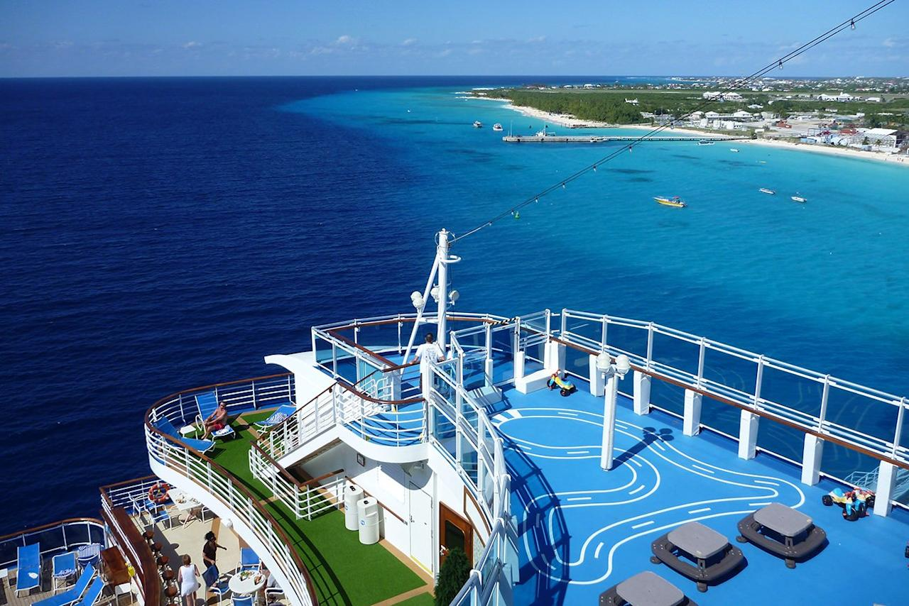 The Best Cruise Ship Destinations in the World