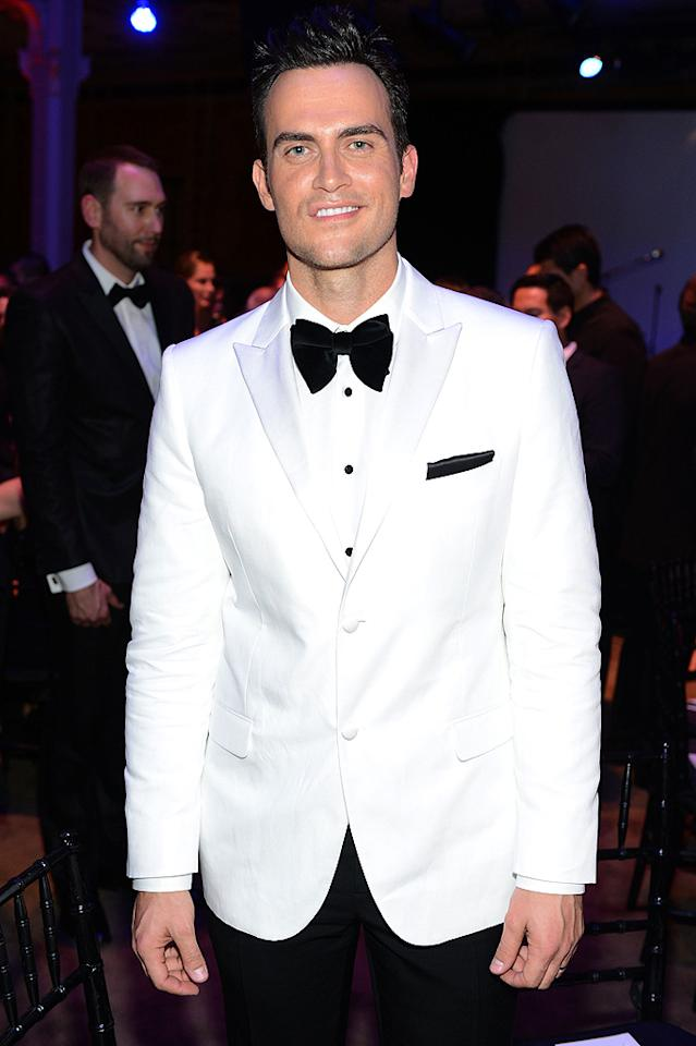 """<p class=""""MsoNormal"""">Broadway actor Cheyenne Jackson has been openly gay as long as he's been famous. The former """"30 Rock"""" star came out to his family at the age of 19, and though his evangelical, born-again Christian parents were initially devastated by his announcement, eventually they came around. """"It took awhile, but now it's great,"""" Jackson told <em>Metro Weekly</em> in 2009. """"After a few years, they started to realize I was the same person. It's really a testament to their open-mindedness and my patience, and both of those things together.""""</p>"""