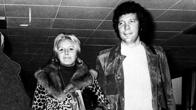 Sir Tom Jones was married to his wife Linda for 59 years until she dies from lung cancer last year [PA]