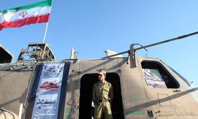 Iran Claims Capture Of US Drone Over Gulf
