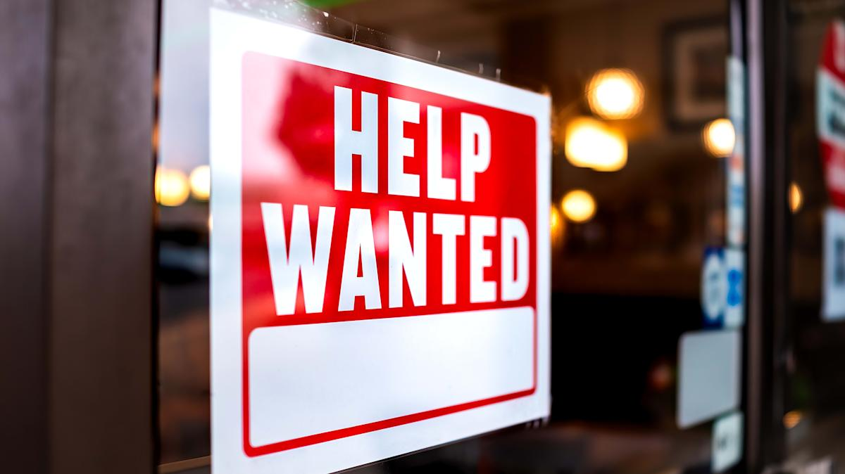 Picture - Goldman Sachs: 83% of small businesses are struggling to fill jobs