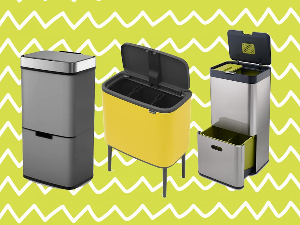 The average household in the UK produces more than a tonne of waste every year (The Independent/iStock)
