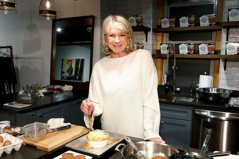 "<p><strong>Birthday: </strong>Aug 3</p><p><strong>Age Turning: </strong>79</p><p>It looks like Martha Stewart is bringing in her 79th year with a bang, with <a href=""https://www.oprahmag.com/entertainment/a33394608/martha-stewart-bathing-suit-selfie/"" rel=""nofollow noopener"" target=""_blank"" data-ylk=""slk:a sizzling pool selfie"" class=""link rapid-noclick-resp"">a sizzling pool selfie</a> that nearly broke the internet.</p>"