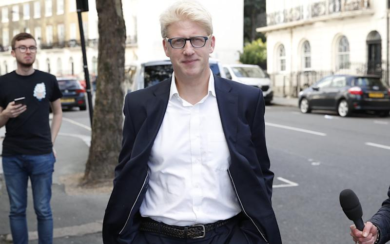 Jo Johnson, brother of Boris Johnson who has been given a peerage - Peter Macdiarmid/LNP/Peter Macdiarmid/LNP