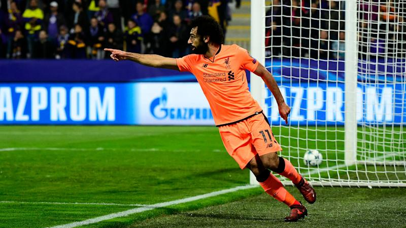 Liverpool make Champions League history with emphatic Maribor victory