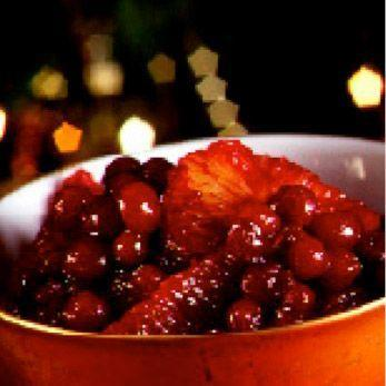 "<p>This Christmas dinner recipe combines three of the most festive flavours; cranberry, orange and port.</p><p><strong>Recipe: <a href=""https://www.goodhousekeeping.com/uk/food/recipes/a541344/cranberry-orange-and-port-sauce/"" rel=""nofollow noopener"" target=""_blank"" data-ylk=""slk:Cranberry, orange and port sauce"" class=""link rapid-noclick-resp"">Cranberry, orange and port sauce</a></strong></p>"