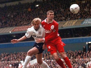 Former Liverpool defender Dominic Matteo undergoes brain tumour surgery; ex-players send 'best wishes'