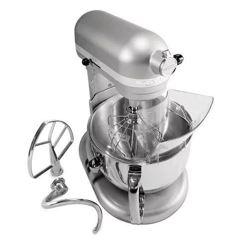 "Get $120 Kohl's Cash when you buy.<br />Regularly: $499.99<br /><strong><a href=""https://www.kohls.com/product/prd-124102/kitchenaid-kp26m1x-pro-600-stand-mixer.jsp"" target=""_blank"">Black Friday: $399.99</a> (after $70.00 mail-in rebate)</strong><br />(Savings: $100)"