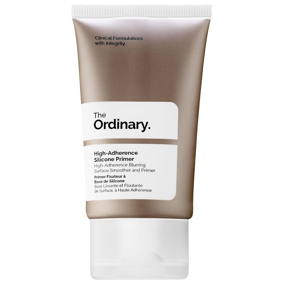 "<p><strong>The Ordinary</strong></p><p>sephora.com</p><p><strong>$4.90</strong></p><p><a href=""https://go.redirectingat.com?id=74968X1596630&url=https%3A%2F%2Fwww.sephora.com%2Fproduct%2Fthe-ordinary-deciem-high-adherence-silicone-primer-P427408&sref=https%3A%2F%2Fwww.harpersbazaar.com%2Fbeauty%2Fmakeup%2Fg35163328%2Fbest-drugstore-primer%2F"" rel=""nofollow noopener"" target=""_blank"" data-ylk=""slk:Shop Now"" class=""link rapid-noclick-resp"">Shop Now</a></p><p>Yup, The Ordinary makes makeup products too, and they're good. Don't let the silicone in the title scare you off, either—that's the ingredient that makes your skin look Photoshop-level smooth. </p>"
