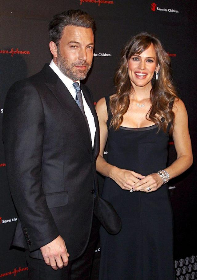 Ben Affleck and Jennifer Garner in November 2014. (Photo: Jim Spellman/WireImage)