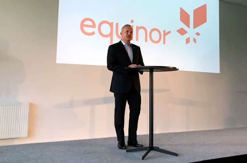 Equinor appoints new CEO to speed up renewable investments