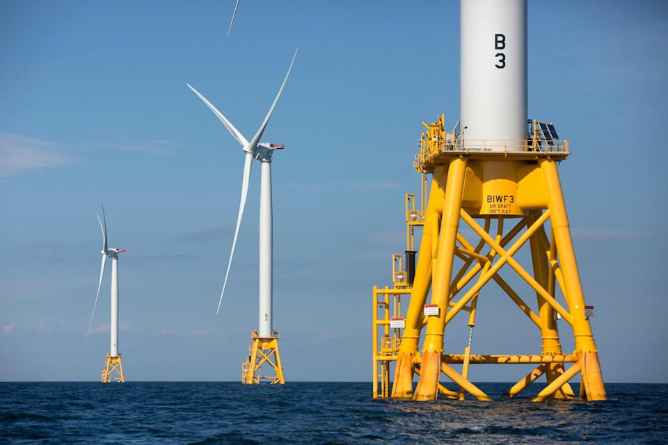 Offshore Wind (Copyright 2018 The Associated Press. All rights reserved.)