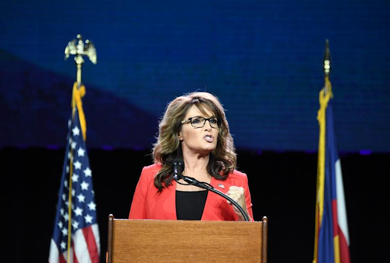 Sarah Palin Criticizes Fox News, Says The Culture
