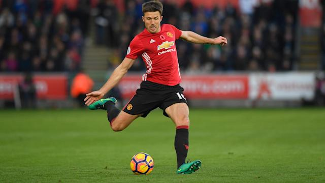 Michael Carrick has made it clear he will not leave Manchester United for another English club amid uncertainty over his future.