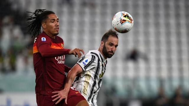 Juventus v AS Roma - Serie A