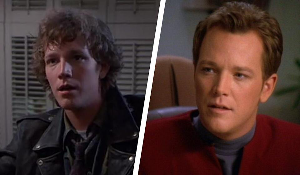 <p>Kevin Corrigan (played by Robert Duncan McNeill) was Julie's boyfriend… but fighting Skeletor and his army was nothing compared to his later career. McNeill went on to star as Lieutenant Tom Paris in 'Star Trek: Voyager' and these days has taken a place behind the camera, directing episodes of 'Desperate Housewives', 'Chuck' and 'Supernatural'. </p>