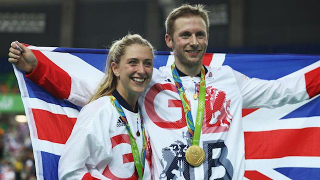 Jason Kenny's glittering cycling career may be set to come to an end, his wife Laura has said.