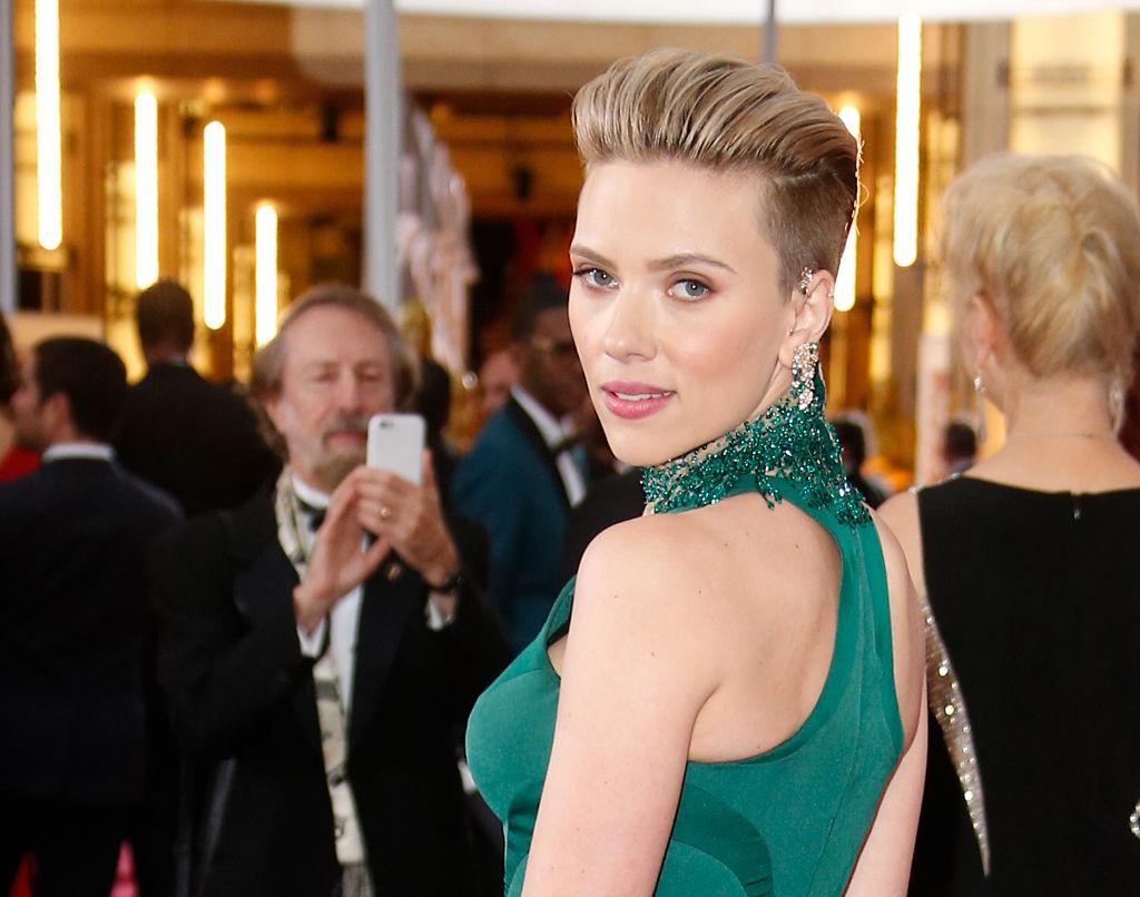 <p>Scarlett Johansson isn't the only celeb who holds an unorthodox view on romance. <i>(Photo: Getty)</i> </p>
