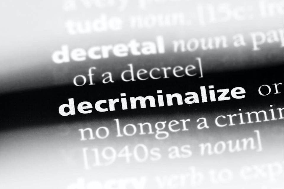 """<span class=""""caption"""">Advocating for decriminalization carries many benefits, including reducing the need for police involvement.</span> <span class=""""attribution""""><span class=""""source"""">(Shutterstock)</span></span>"""