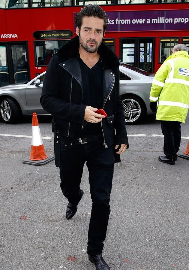 Pippa has enforced a 'no ring no bring' policy, meaning Spencer Matthews (pictured), won't be able to bring his model girlfriend. Photo: Getty