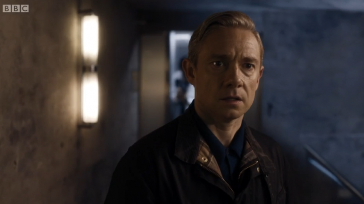 John had two miraculous escapes in Sherlock