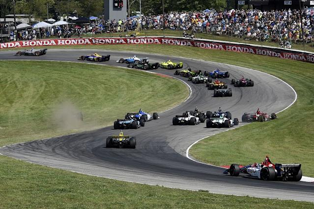 IndyCar delays engine rules to incorporate hybrids