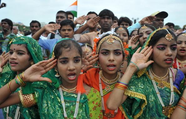 The National anthem sung today is just one stanza of the original version. The original song is a Brahmo hymn that features 'five' verses in Sanskritised Bengali and reflects the country's independence struggle, culture and values.