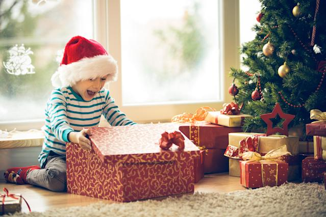 Christmas Eve boxes are growing in popularity year on year in the UK [Photo: Getty]
