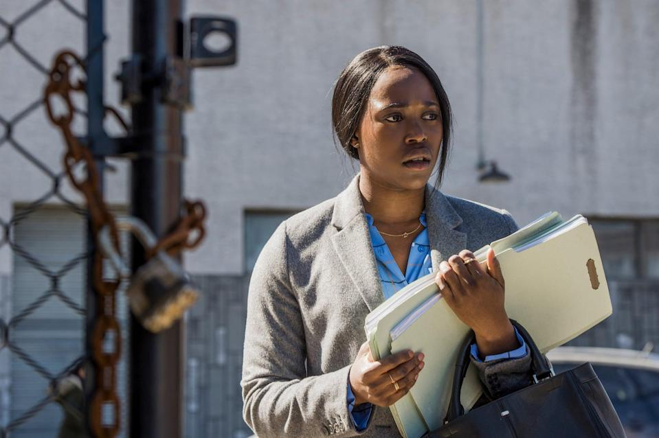 """<p>From the creator of <strong>The Killing</strong>, Veena Sud, comes a new cop drama with an even more emotionally-charged center. <strong>Seven Seconds</strong> stars the magnificent Regina King and Clare-Hope Ashitey. King plays a mother grieving over the death of her son, a young black man who was killed by a white officer in a hit-and-run incident. Ashitey stars as the prosecutor trying to find some justice in a system that feels stacked against her and for the young man who lost his life so senselessly. </p> <p><a href=""""https://www.netflix.com/title/80117555"""" class=""""link rapid-noclick-resp"""" rel=""""nofollow noopener"""" target=""""_blank"""" data-ylk=""""slk:Watch Seven Seconds on Netflix now"""">Watch <strong>Seven Seconds</strong> on Netflix now</a>.</p>"""