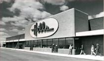 """<p>Founded by Herbert H. Goldberger in 1957 in Youngstown, Ohio, the chain pushed into many Midwestern and a handful of Southern states. In 1987, the store went public and became the nation's eighth-largest discount retailer. By the 1990s, the stores were floundering and filed bankruptcy. Taken over by Ames in 1995, <a href=""""https://www.washingtontimes.com/news/2002/aug/15/20020815-040433-2595r/"""" rel=""""nofollow noopener"""" target=""""_blank"""" data-ylk=""""slk:neither company had survived by 2002"""" class=""""link rapid-noclick-resp"""">neither company had survived by 2002</a>.<br></p>"""