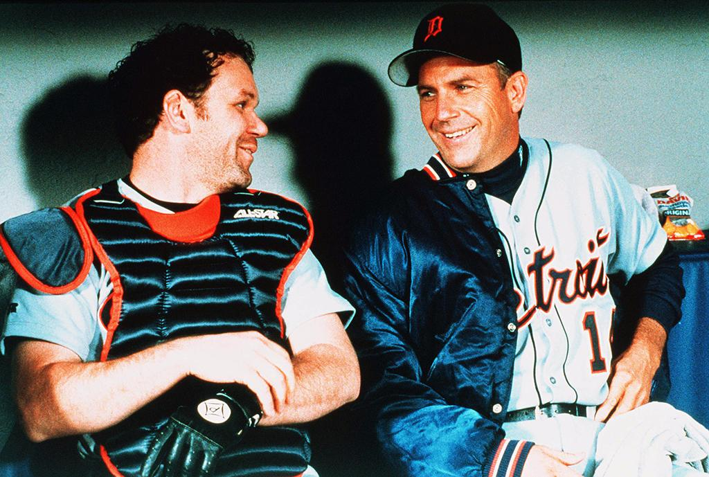 """<p><a rel=""""nofollow"""" href=""""https://youtu.be/7gXXtjHDDis"""">Clear the mechanism</a>, and you'll see how skillfully Reilly's veteran catcher, Gus Sinski, nabs everything Kevin Costner's major league pitcher tosses his way, from routine pitches to a few dramatic curveballs. The movie itself is far from perfect, but in the baseball sequences, at least, the actor helps keep the audience's head in the game. —Ethan Alter (Photo: REX/Shutterstock) </p>"""