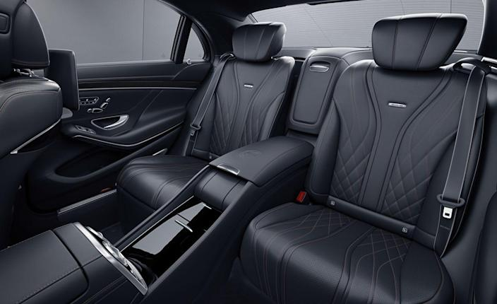 <p>All Final Edition models also come fully loaded with goodies such as a panoramic sunroof with Mercedes's variable-tint Magic Sky Control feature, power-reclining rear seats, heated and cooled cupholders, a plethora of driver-assistance and infotainment features, and even a custom-fitted car cover with the Final Edition logo.</p>