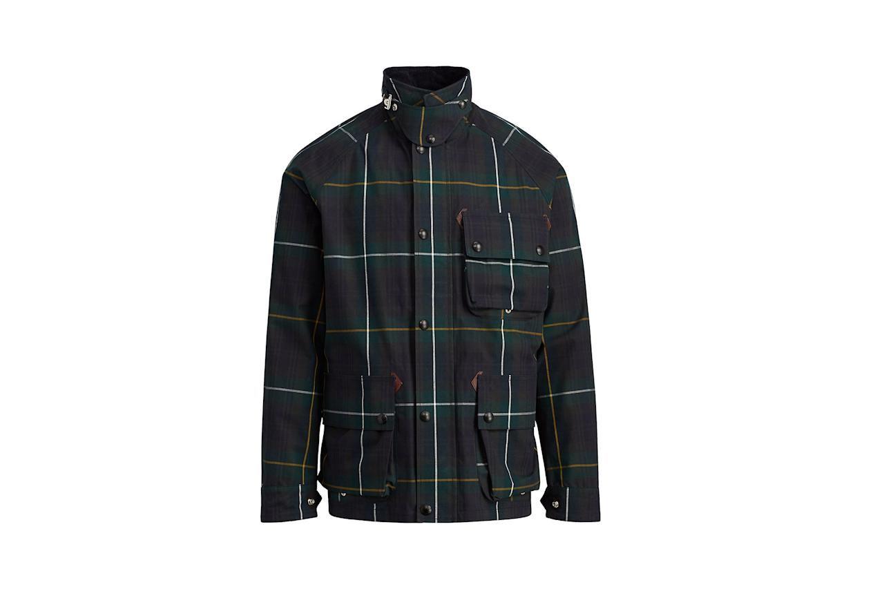 """<p>If a mac coat had a baby with a field jacket and doubled-down on weatherproofing, this is what you'd wind up with. Only it's from the masters at RL, so it also just looks damn cool. —Matt Sebra</p><p><em>$795, buy now at <a rel=""""nofollow"""" href=""""http://www.ralphlauren.com/product/index.jsp?mbid=synd_yahoostyle&productId=121912776"""">ralphlauren.com</a></em></p>"""