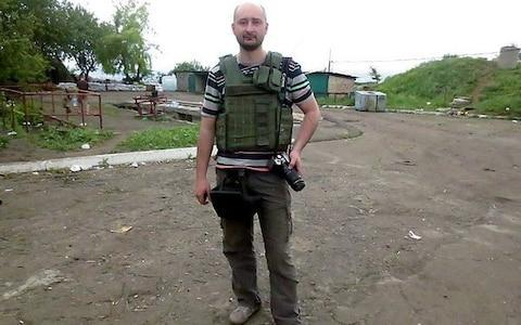 <span>Babchenko had fled Russia over fears to his safety</span> <span>Credit: Akrady Babchenko/Facebook </span>