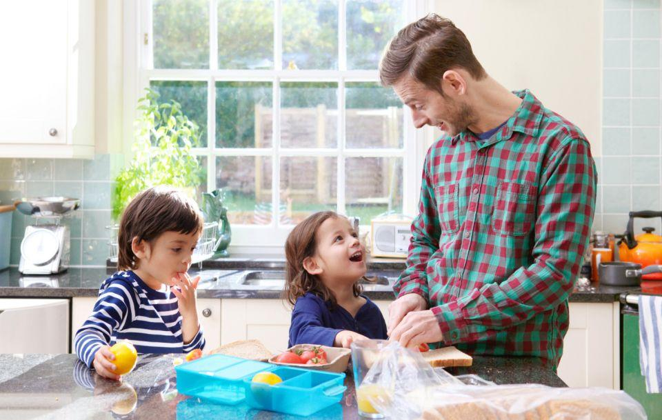 Parents have been placed on alert about what they put in their children's lunch boxes. Picture: Getty images.