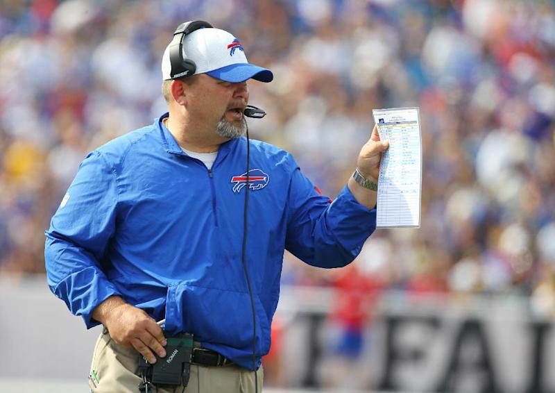 Rex Ryan, Buffalo Bills facing bleak prospects at 0-2
