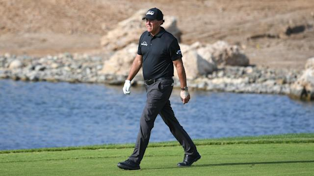 Phil Mickelson is said to be earning a fortune for merely playing the Saudi International, but he could get his hands on prize money, too.