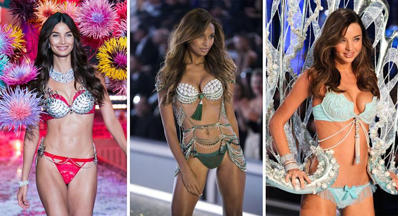 Click below to see every Victoria s Secret model who has worn a Fantasy Bra  6c81a284c
