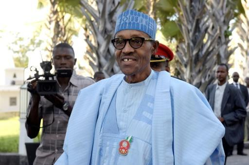 Nigeria's Buhari home after 100-day treatment in London