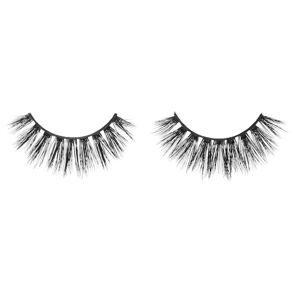 """<p>The <span>Huda Beauty Lottie Classic False Lashes</span> ($24) were the first in Huda Beauty's silk collection. This particular style brings dramatic softness and was created with (and named for) social media influencer, <a href=""""https://www.popsugar.com/beauty/Lottie-Tomlinson-Fake-Tanning-Tips-46496279"""" class=""""link rapid-noclick-resp"""" rel=""""nofollow noopener"""" target=""""_blank"""" data-ylk=""""slk:Lottie Tomlinson"""">Lottie Tomlinson</a>.</p>"""