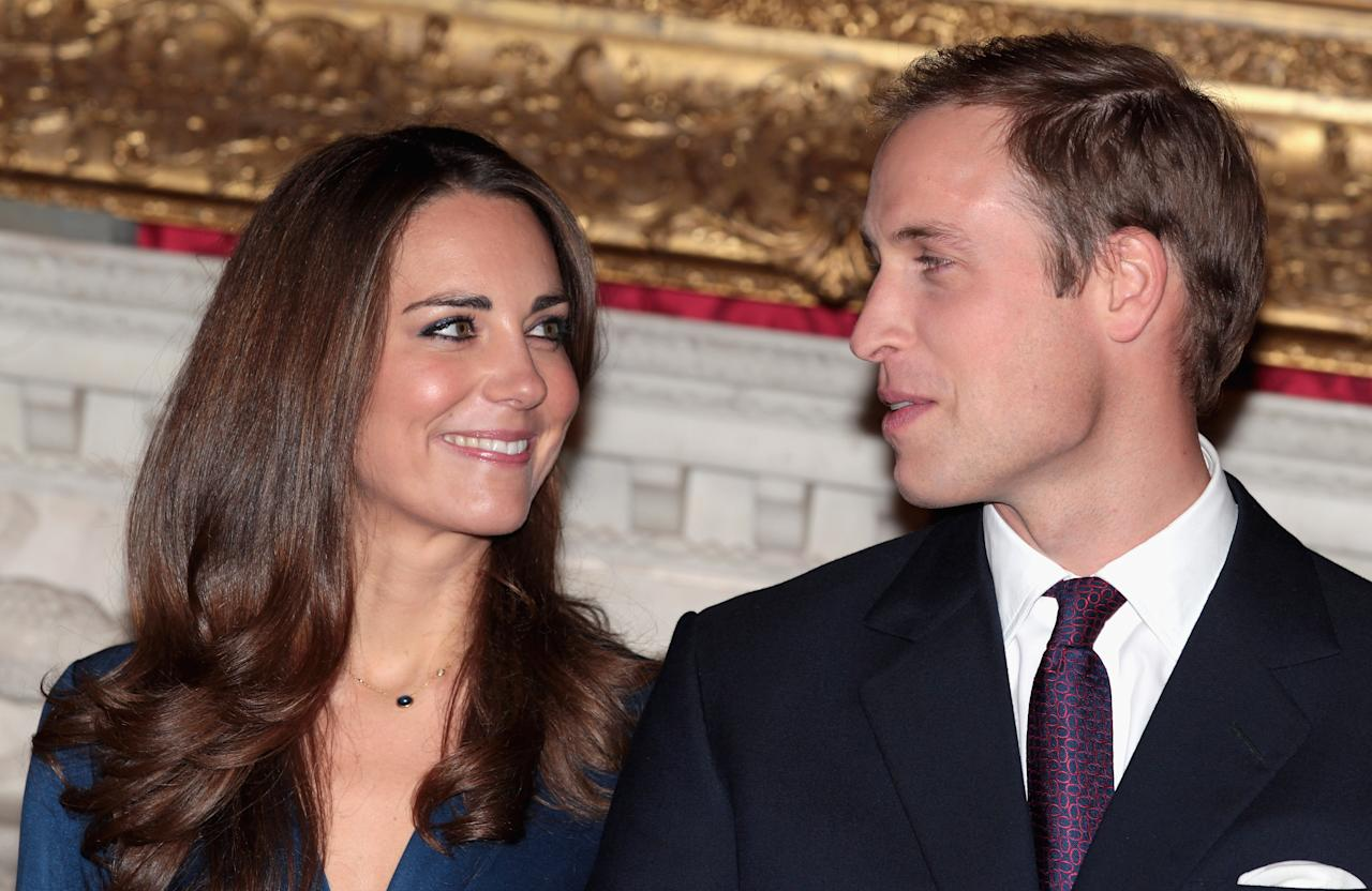 Prince William and Kate Middleton's very awkward first encounter