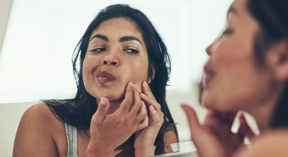 Amazon has the ideal alternative to get rid of spots - and it's on sale.  (Getty Images)