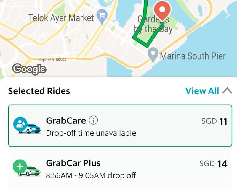 Grab is launching GrabCare service for healthcare professionals. (SOURCE: Grab)