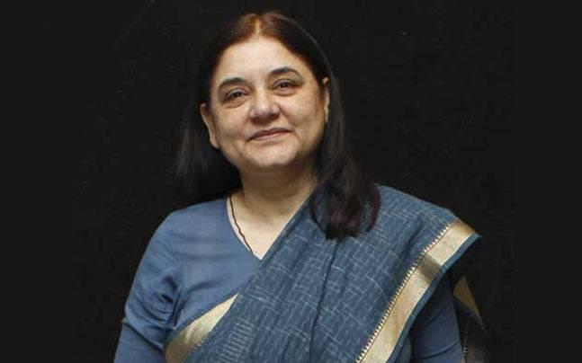 Maneka Gandhi: Films encourage eve-teasing, responsible for rising crimes against women