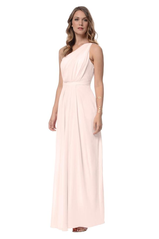 324e2ded27 57 Stunning White Bridesmaid Dresses For Every Style