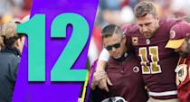 <p>Alex Smith is 34 and in great shape so maybe be bounces back and is fine next season. What makes it tricky is Washington gave Smith $71 million guaranteed and he's on the cap for $20.4 million next season no matter what. (Alex Smith) </p>
