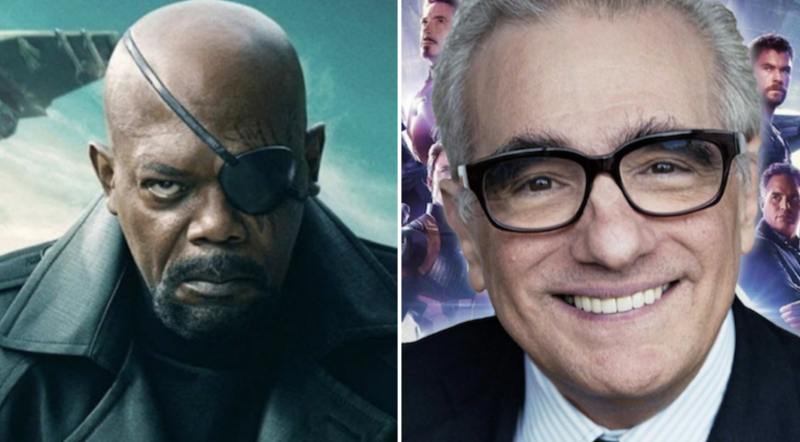"""Samuel L. Jackson on Martin Scorsese's Marvel quote: """"Everybody doesn't like his stuff either"""""""
